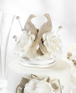 Love Birds for Your Wedding Day